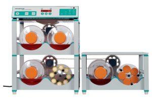 CELLROLL-System mit Rollerflaschen für optimale Zellkultur