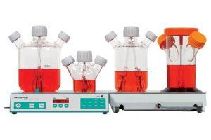 CELLSPIN mit Spinnerflaschen für optimale Zellkultur